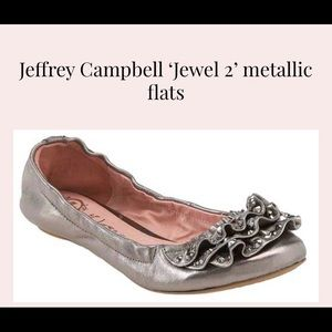 Jeffery Campbell Flats